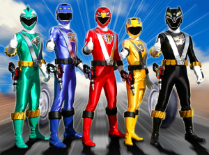 Engine Sentai Go-onger/Power Rangers: RPM