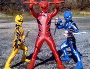 Juken Sentai Gekiranger/Power Rangers: Jungle Fury