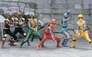 Ninpuu Sentai Hurricanger/Power Rangers Ninja Storm
