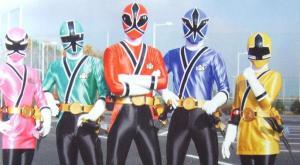 Samurai Sentai Shinkenger/Power Rangers ???