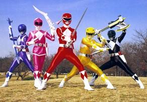 Kyōryū Sentai Zyuranger/Mighty Morphin Power Rangers