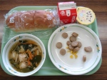 School Lunch in June