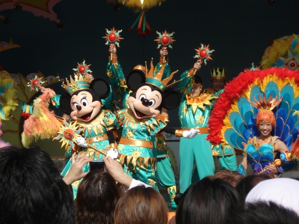 from the Minnie O Minnie show