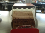 cake box - the cake