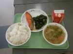 January 2010 給食②