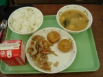January 2010 給食⑦