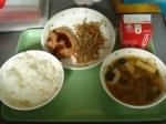 January 2010 給食⑨