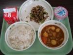 January 2010 給食⑩