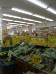 look at all the produce