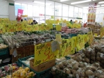 more fresh vegetables!
